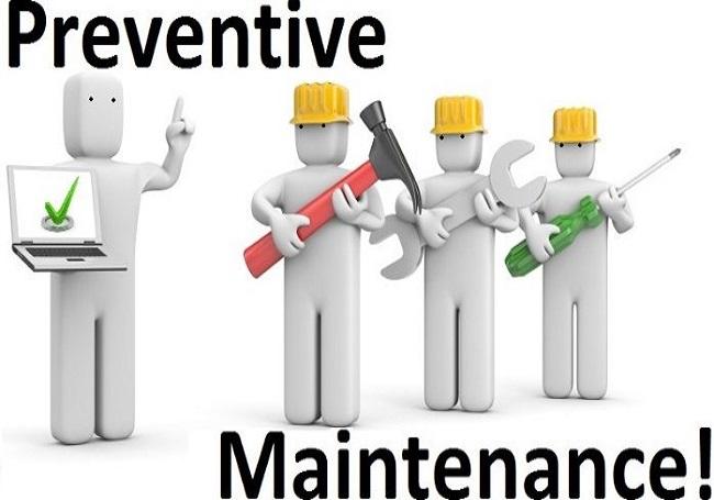 Preventive Maintenance Program | Pharma Pathway
